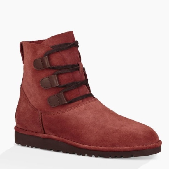 97fdcc909bc SALE!!!NEW UGG ELVI Color: RED CLAY NWT